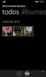 Nokia Lumia 635 - E-mail - Escribir y enviar un correo electrónico - Paso 10