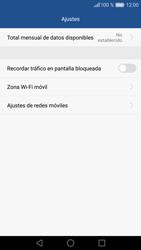 Huawei P9 - Internet - Ver uso de datos - Paso 6