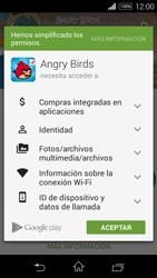 Sony D2203 Xperia E3 - Aplicaciones - Descargar aplicaciones - Paso 18
