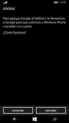 Microsoft Lumia 640 - E-mail - Configurar Gmail - Paso 7