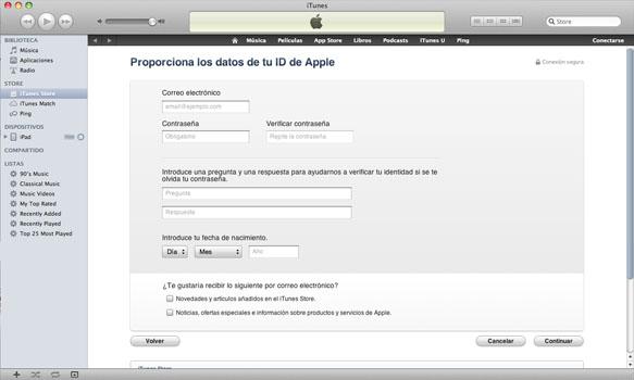 Apple iPad 2 - Aplicaciones - Tienda de aplicaciones - Paso 9