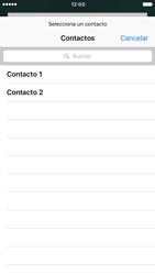 Apple iPhone 6s iOS 10 - E-mail - Escribir y enviar un correo electrónico - Paso 5