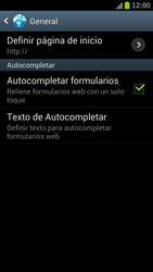Samsung I9300 Galaxy S III - Internet - Configurar Internet - Paso 20