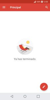 LG Q6 - E-mail - Configurar Gmail - Paso 7