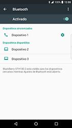 BlackBerry DTEK 50 - Connection - Conectar dispositivos a través de Bluetooth - Paso 8