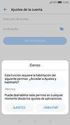 Huawei P10 - E-mail - Configurar correo electrónico - Paso 6