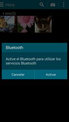 Samsung G900F Galaxy S5 - Connection - Transferir archivos a través de Bluetooth - Paso 10