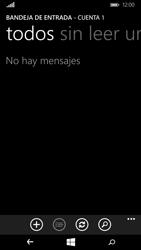 Microsoft Lumia 640 - E-mail - Escribir y enviar un correo electrónico - Paso 4