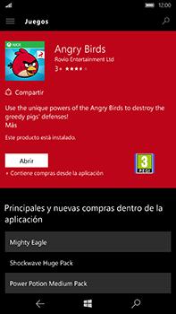 Microsoft Lumia 950 XL - Aplicaciones - Descargar aplicaciones - Paso 19