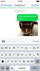 Apple iPhone SE - MMS - Escribir y enviar un mensaje multimedia - Paso 14