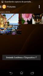 Sony D2203 Xperia E3 - Connection - Transferir archivos a través de Bluetooth - Paso 15