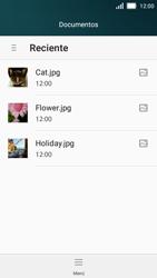 Huawei Y5 - E-mail - Escribir y enviar un correo electrónico - Paso 11