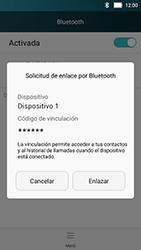 Huawei Y5 - Connection - Conectar dispositivos a través de Bluetooth - Paso 7