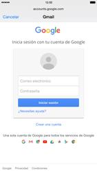 Apple iPhone 6 Plus iOS 8 - E-mail - Configurar Gmail - Paso 6