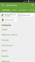 Samsung A500FU Galaxy A5 - Aplicaciones - Descargar aplicaciones - Paso 6