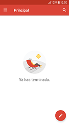 Samsung Galaxy J5 (2017) - E-mail - Configurar Gmail - Paso 7
