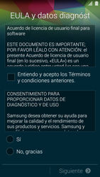 Samsung G900F Galaxy S5 - Primeros pasos - Activar el equipo - Paso 5