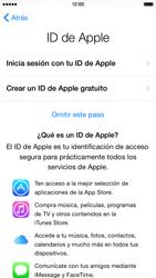 Apple iPhone 6 iOS 8 - Primeros pasos - Activar el equipo - Paso 13