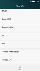 Huawei Y5 - MMS - Configurar el equipo para mensajes multimedia - Paso 12