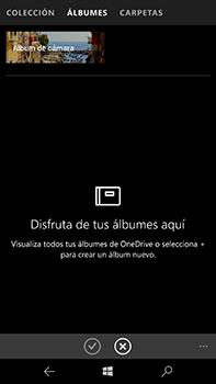Microsoft Lumia 950 XL - MMS - Escribir y enviar un mensaje multimedia - Paso 11