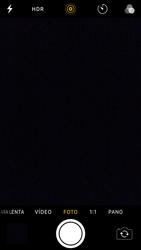 Apple iPhone 5s - iOS 11 - Red - Uso de la camára - Paso 5