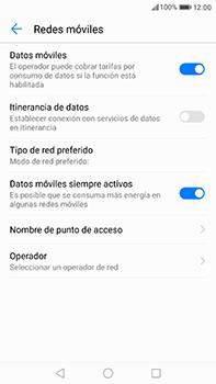 Huawei P10 Plus - MMS - Configurar el equipo para mensajes multimedia - Paso 5