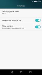 Huawei P8 Lite - Internet - Configurar Internet - Paso 21