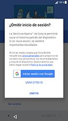 Sony Xperia XA1 - Primeros pasos - Activar el equipo - Paso 15