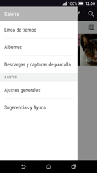 HTC One A9 - Connection - Transferir archivos a través de Bluetooth - Paso 5