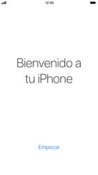 Apple iPhone 6s iOS 11 - Primeros pasos - Activar el equipo - Paso 29