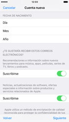 Apple iPhone 6s iOS 10 - Aplicaciones - Tienda de aplicaciones - Paso 17