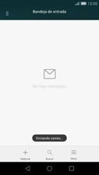Huawei Ascend G7 - E-mail - Escribir y enviar un correo electrónico - Paso 16
