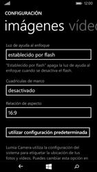 Microsoft Lumia 535 - Red - Uso de la camára - Paso 10
