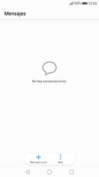 Huawei P10 Plus - MMS - Configurar el equipo para mensajes de texto - Paso 3