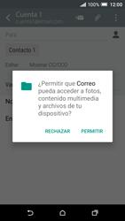 HTC One A9 - E-mail - Escribir y enviar un correo electrónico - Paso 11