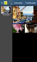 Samsung S7580 Galaxy Trend Plus - MMS - Escribir y enviar un mensaje multimedia - Paso 19