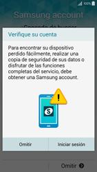 Samsung A500FU Galaxy A5 - Primeros pasos - Activar el equipo - Paso 13