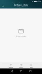 Huawei P8 Lite - E-mail - Configurar Outlook.com - Paso 10