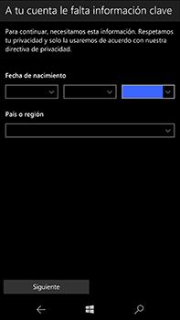Microsoft Lumia 950 XL - Aplicaciones - Descargar aplicaciones - Paso 17