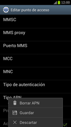 Samsung I9300 Galaxy S III - Internet - Configurar Internet - Paso 14