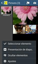 Samsung S7580 Galaxy Trend Plus - Connection - Transferir archivos a través de Bluetooth - Paso 6