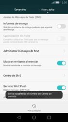 Huawei Ascend G7 - MMS - Configurar el equipo para mensajes de texto - Paso 9