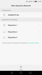 Huawei P9 Lite - Connection - Transferir archivos a través de Bluetooth - Paso 10