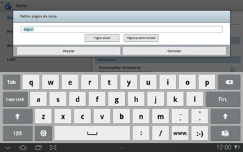 Samsung P7500 Galaxy Tab 10-1 - Internet - Configurar Internet - Paso 17