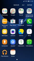 Samsung Galaxy S7 - Red - Uso de la camára - Paso 3
