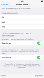 Apple iPhone 6 Plus iOS 8 - Aplicaciones - Tienda de aplicaciones - Paso 18