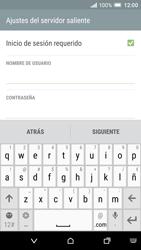 HTC One A9 - E-mail - Configurar correo electrónico - Paso 12
