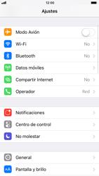 Apple iPhone 7 iOS 11 - Internet - Ver uso de datos - Paso 3