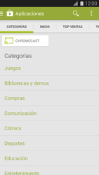 Samsung G900F Galaxy S5 - Aplicaciones - Descargar aplicaciones - Paso 6
