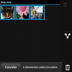 BlackBerry Q5 - Connection - Transferir archivos a través de Bluetooth - Paso 7